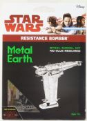 Metal Earth MMS284 Resistance Bomber
